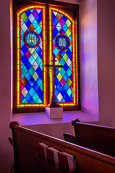 James Woody - Church Window Art
