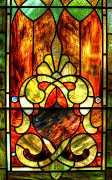 Dave Bosse - Church Window
