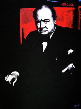 Churchill by Ludzska Hood