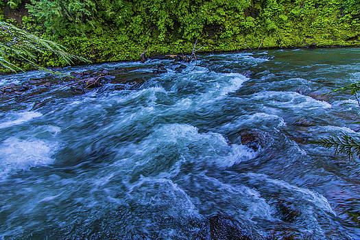Churning Water by Jonny D
