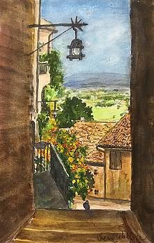 Ciao Assisi by Cheryl Wallace