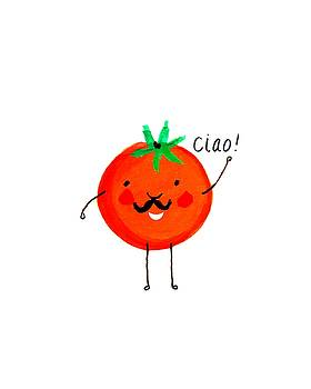 Ciao Tomato by Ashley Lucas