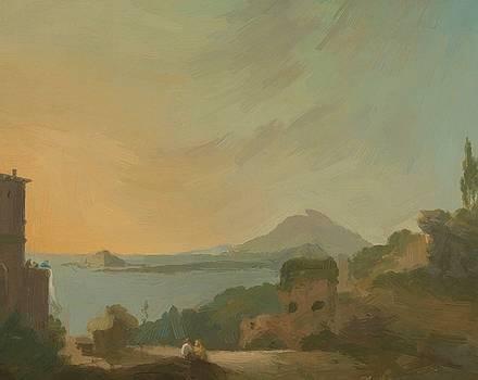 Wilson Richard - Cicero Villa And The Gulf Of Pozzuoli 1780