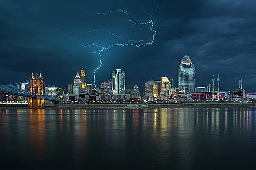 Cincinnati Lightning 1 by Greg Grupenhof