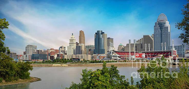 Cincinnati Ohio by Brian Mollenkopf