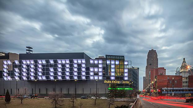 Cincinnati Signs by Keith Allen