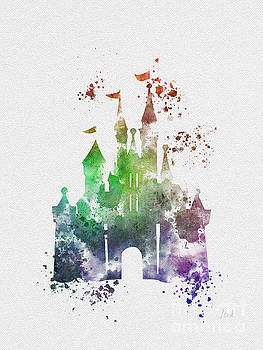 Cinderella Castle 2nd Edition by Rebecca Jenkins