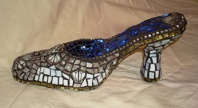 Cinderella's Slipper by Robin Miklatek