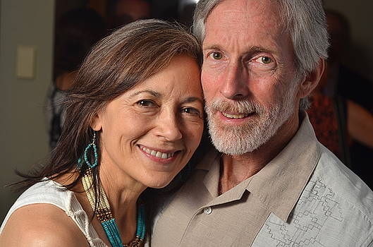 Cindy and Bruce Frazer by Carle Aldrete