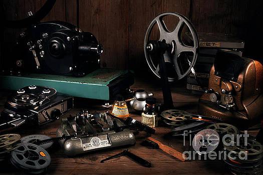 Cine Film Times by Martin Williams
