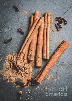 Justyna Jaszke JBJart - Cinnamon and anise art