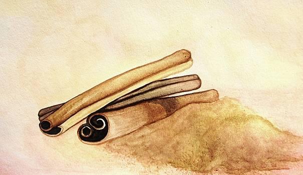 Cinnamon by Mary Ellen Frazee
