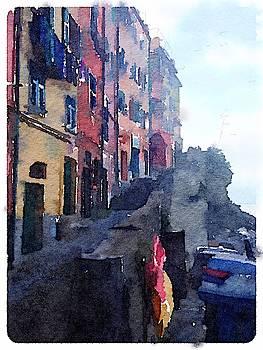 Cinque Terre, Italy by Kenna Westerman