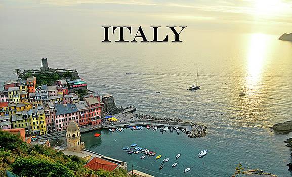 Cinque Terre by La Dolce Vita