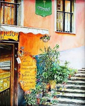 Cinque Terre Pizzeria by Steve James