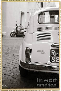 Cinquecento Black and White by Stefano Senise