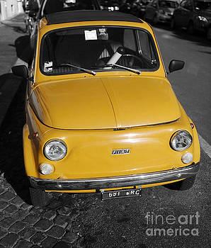 Cinquecento FIAT by Stefano Senise