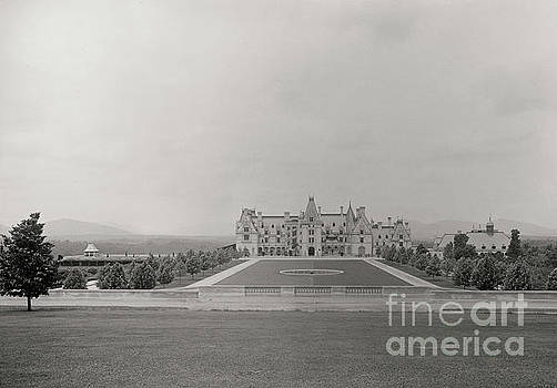 Circa 1895 Biltmore Estate by Dale Powell