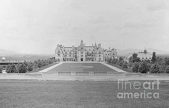 Circa 1895 Biltmore Estate in Asheville North Carolina by Dale Powell