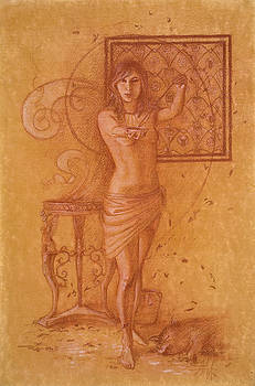 Circe by Martine Ouellet