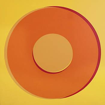 Circle - 26 by Michael Templin