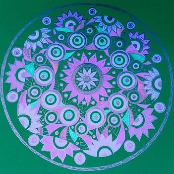 Circle 2 by Jilly Curtis