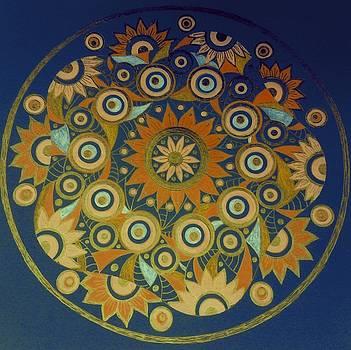 Circle 3 by Jilly Curtis