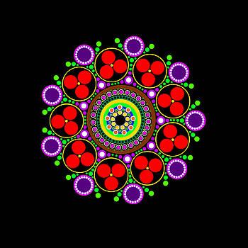 Circle Motif by John F Metcalf