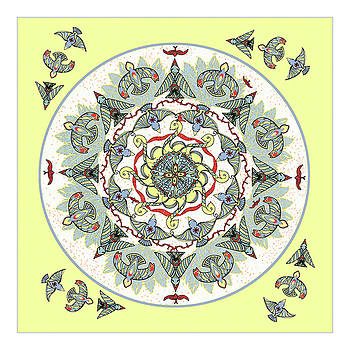Circle of Birds by Deborah Smith