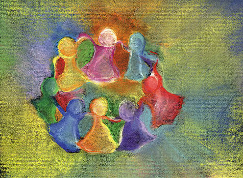 Circle of Friends by Susan Vannelli