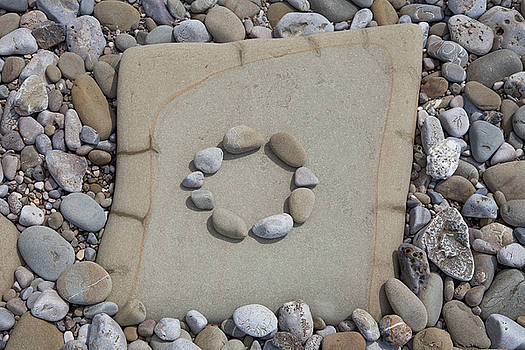 Circle Of Stones by Matjaz Preseren