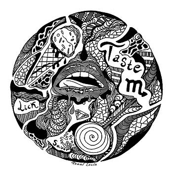 Circle of Taste by Kenal Louis
