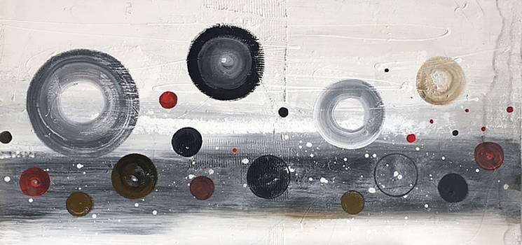 Circles and Cycles by Germaine Fine Art