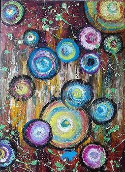 ''Circles'' by Asia Dzhibirova
