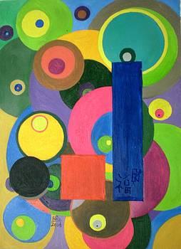 Rizwana Mundewadi - Circles of Joy