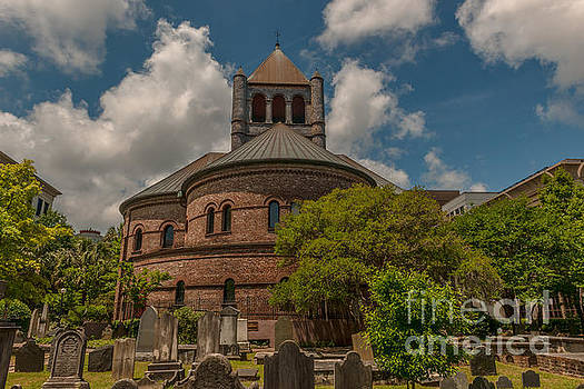 Dale Powell - Circular Congregational Church Charleston