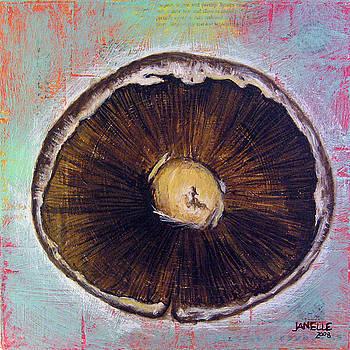 Janelle Schneider - Circular Food - Mushroom