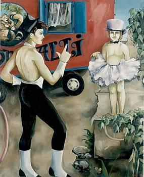 Circus by Erica Laszlo