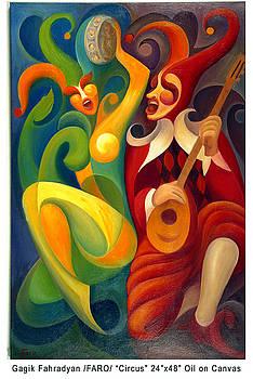 Circus by Gagik  Faradyan