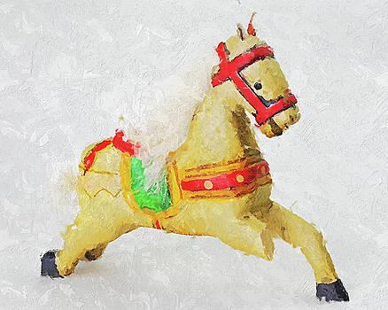 Circus Horse I by Pekka Liukkonen