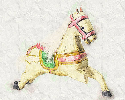 Circus Horse II by Pekka Liukkonen