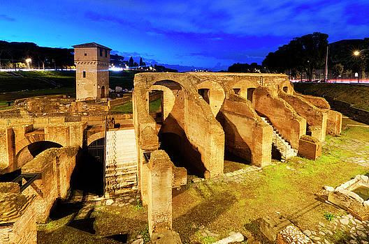 Circus Maximus by Fabrizio Troiani