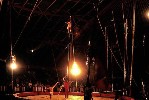 Circus view No1  1980s by Joseph Duba