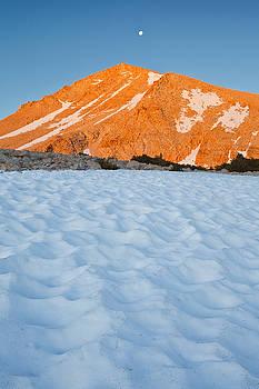 Cirque Peak Sunrise by Nolan Nitschke