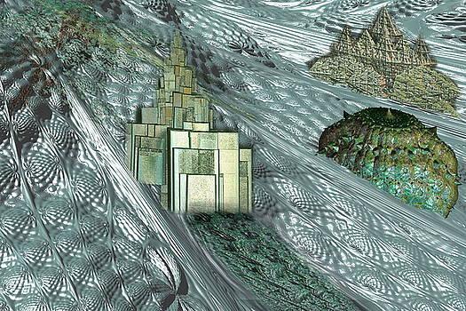 Citadel Of Ice by Bad Monkey