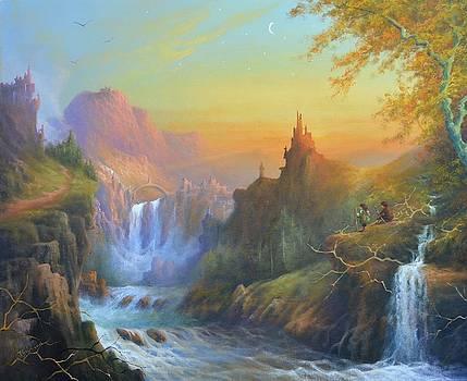Citadel Of The Elves by Ray Gilronan