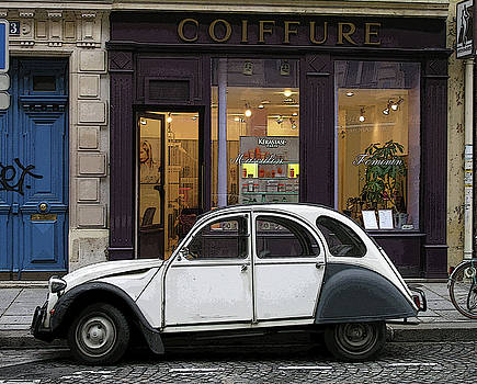 Citroen 2CV by Jim Mathis