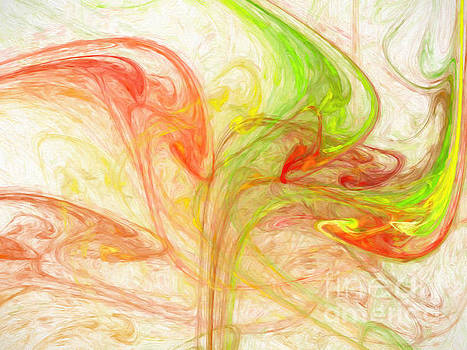 Andee Design - Citrus Delight Abstract 1