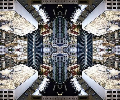Hypercity by John Muellerleile