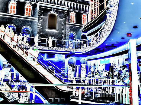 JORG BECKER - CITY BLUE